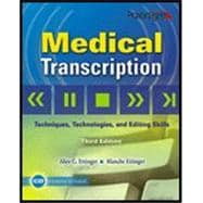 Medical Transcription w/CD, 3e