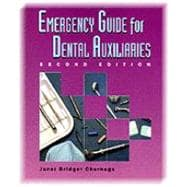 Emergency Guide for Dental Auxiliaries (2nd)