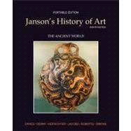 Janson's History of Art Portable Edition Book 1 The Ancient World