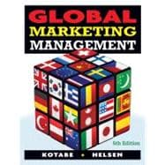 Global Marketing Management, 5th Edition