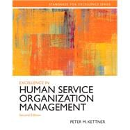 Excellence in Human Service Organization Management Plus MySearchLab with eText -- Access Card Package