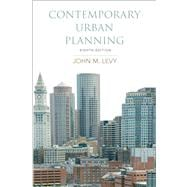 Contemporary Urban Planning- (Value Pack w/MySearchLab)