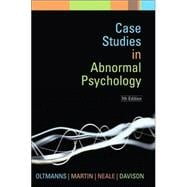 Case Studies in Abnormal Psychology, 7th Edition