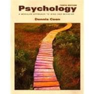 Psychology : A Modular Approach to Mind and Behavior