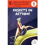 Insects in Action (Level 1)
