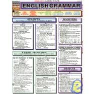 ENGLISH GRAMMAR&PUNCTUATION 93 BARCHARTS PB