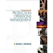 PRODUCTION/OPERATIONS MGMT (TEXT ONLY)