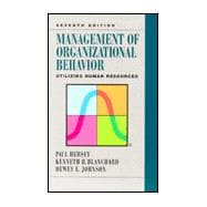 Management of Organizational Behavior: Utilzing Human Resources