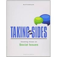 Taking Sides: Clashing Views on Social Issues