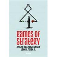 Games Of Strategy 3E Cl