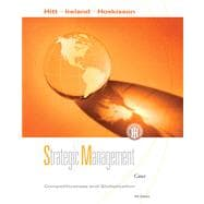 Strategic Management : Competitiveness and Globalization, Cases