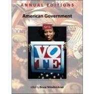 Annual Editions: American Government 12/13