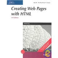 New Perspectives on Creating Web Pages with HTML Third Edition - Introductory