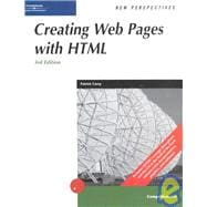 New Perspectives on Creating Web Pages with HTML - Comprehensive