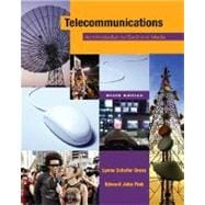 Telecommunications : An Introduction to Electronic Media