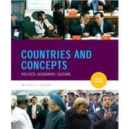 Countries and Concepts : Politics, Geography, Culture- (Value Pack W/MySearchLab)