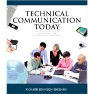 MyTechCommLab with Pearson eText -- Standalone Access Card -- for Technical Communication Today