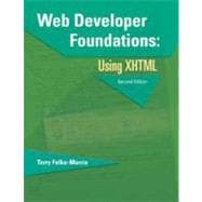 Web Developer Foundations : Using XHTML