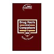 Drug Facts and Comparisons 2002 : Pocket Version