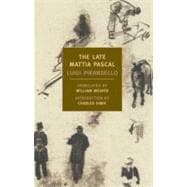 The Late Mattia Pascal 9781590171158R