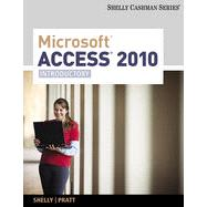 Microsoft� Access 2010: Introductory, 1st Edition