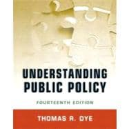 Understanding Public Policy Plus MySearchLab with eText -- Access Card Package