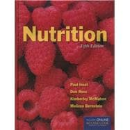 Nutrition (Book with Access Code)