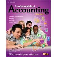 Fundamentals of Accounting Course 1