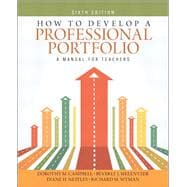 How to Develop a Professional Portfolio A Manual for Teachers