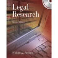 Legal Research, 2nd Edition