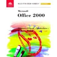 Microsoft Office 2000-Illustrated Second Course