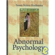 ABNORMAL PSYCHOLOGY (TEXT ONLY)