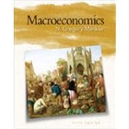 Study Guide for Mankiw's Brief Principles of Macroeconomics, 5th