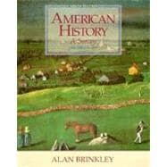 American History Vol. 1 : A Survey