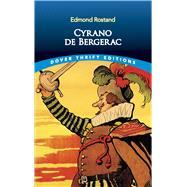 Cyrano de Bergerac 9780486411194R
