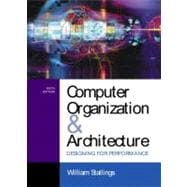 Computer Organization and Architecture : Designing for Performance
