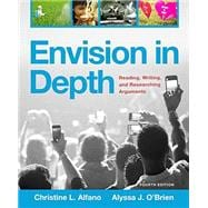 Envision in Depth Reading, Writing, and Researching Arguments Plus MyWritingLab with Pearson eText- Access Card Package