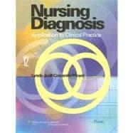 Nursing Diagnosis : Application to Clinical Practice