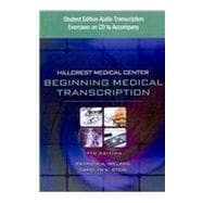 Student Edition Audio Exercises on CD for Ireland/Stein's Hillcrest Medical Center: Begining Medical Transcription, 7th