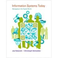 Information Systems Today Managing in the Digital World