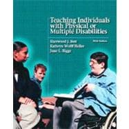 Teaching Individuals With Physical or Multiple Disabilities