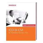 ICD-9-CM Professional For Physicians, Volumes 1 & 2-2009 (Softbound)