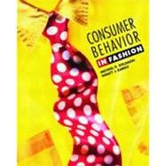 Consumer Behavior: In Fashion