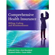 Comprehensive Health Insurance Billing, Coding and Reimbursement Value Package (includes Blackboard, Student Access , Comprehensive Health Insurance)