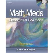 Math for Meds : Dosage and Solutions