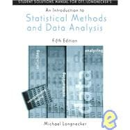 Student Solutions Manual for Introduction to Statistical Methods and Data Analysis
