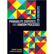Probability, Statistics, and Random Processes for Engineers