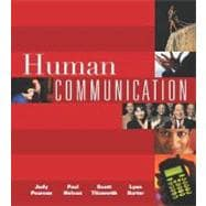 Human Communication with Free Student CD-ROM and PowerWeb