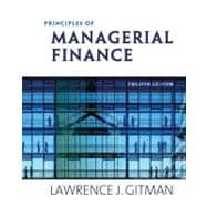 Principals Of Managerial Finance&Mfl Sak Pk, 12/E