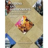 Nations and Government Comparative Politics in Regional Perspective (with CD-ROM)